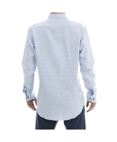 Light Blue ETRO Shirt