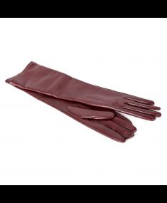 Burgundy SALVATORE FERRAGAMO Gloves