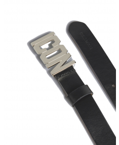 Nero Palladio DSQUARED2 Belt