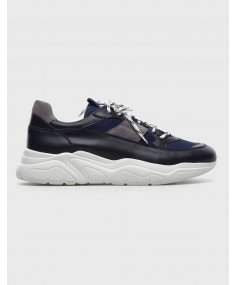 Agassi Blu DOUCALS Sport shoes