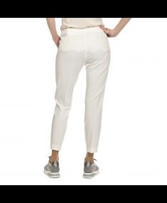 Cream E.ERMANNO SCERVINO Trousers
