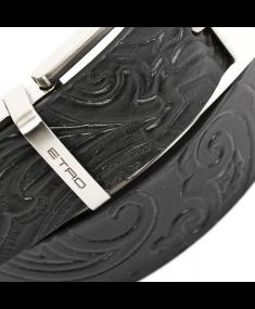 Black ETRO Belt