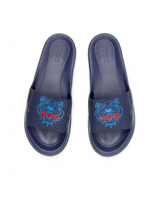 Midnight Blue KENZO Flip Flops