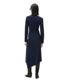 Blue Black KENZO Dress