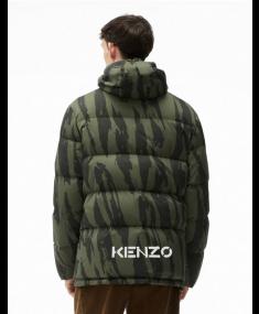 Bronze KENZO Down jacket