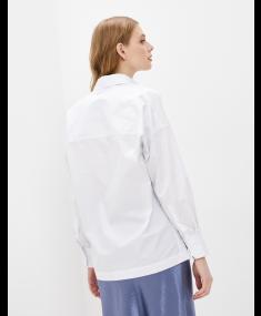 Optical White MAX MARA Shirt