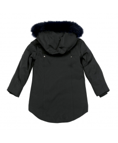 Navy MOOSE KNUCKLES Jacket
