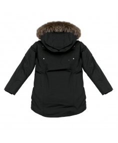 Black MOOSE KNUCKLES Jacket