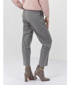 Grey PESERICO Trousers