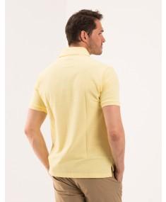 Yellow ETRO Polo shirt