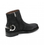 Black SALVATORE FERRAGAMO High shoes