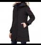 Lorette Black CANADA GOOSE Down jacket