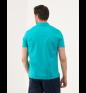 Turquoise PAUL AND SHARK Polo shirt