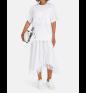 White ICEBERG Skirt