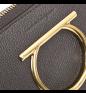 Flannel SALVATORE FERRAGAMO Wallet