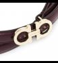 Purple SALVATORE FERRAGAMO Belt