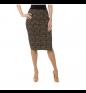 Brown D.EXTERIOR Skirt