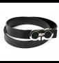 Black SALVATORE FERRAGAMO Belt
