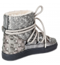 Studs silver INUIKII High shoes