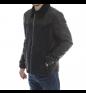 Black CORNELIANI Leather jacket