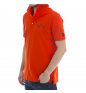 Red PAUL AND SHARK Polo shirt