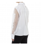 Optic White E.ERMANNO SCERVINO Blouse