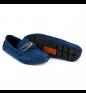 Blue ETRO Mocassins