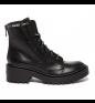 Black KENZO High shoes