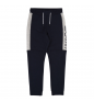 Navy Grey HUGO BOSS Trousers