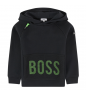 Black HUGO BOSS Jumper