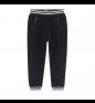 Black KARL LAGERFELD Sport trousers