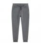 Heather Grey KARL LAGERFELD Trousers