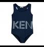 Navy Blue KENZO Swimsuit