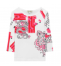 Gilda KENZO T-shirt with long sleeves