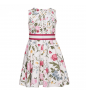 Ecru MONNALISA Dress