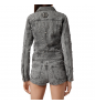 Grey PHILIPP PLEIN Denim jacket