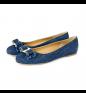 Navy SALVATORE FERRAGAMO Shoes
