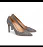 Grey SANTONI Shoes