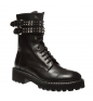 Black PHILIPP PLEIN High shoes