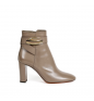 Grey SANTONI High shoes