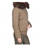 Alpha taupe WOOLRICH Down jacket
