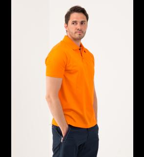 Рубашка поло PAUL AND SHARK Orange