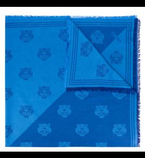 Шарф KENZO French Blue