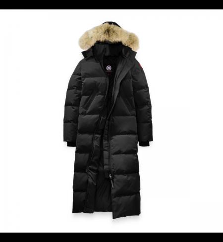 Пуховое пальто CANADA GOOSE Mystique Black