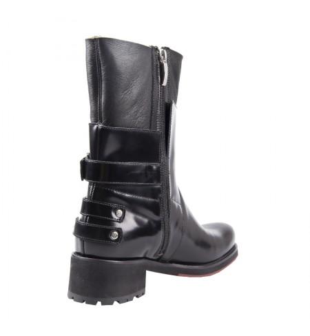 Ботинки  PA Black