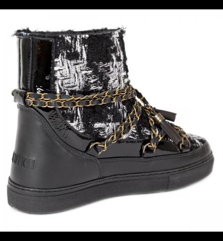 Ботинки INUIKII Chain Black