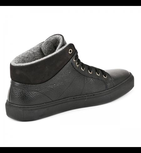 Ботинки CORNELIANI Black