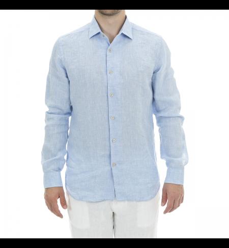 Рубашка CORNELIANI Blue