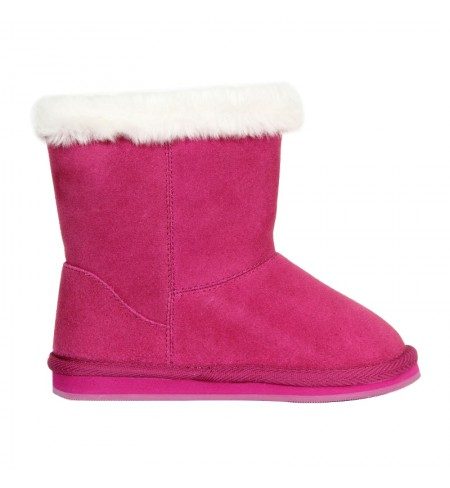 Сапоги ARMANI JUNIOR Fucsia