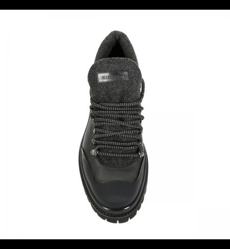 Ботинки BARRETT Black Grey